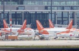 EasyJet to cut 4,500 jobs to stay competitive after crisis