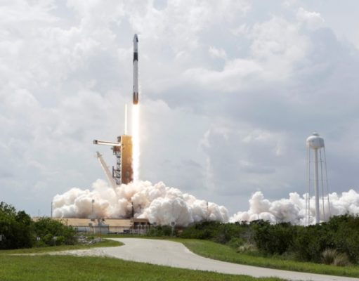 NASA resumes human spaceflight from U.S. soil with historic SpaceX launch