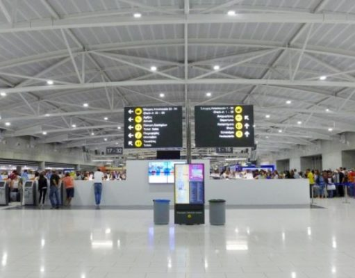 Airlines showing interest; Cyprus airports ready to open says minister