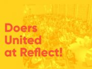 Reflect Festival unites those eager to shape the inevitable change
