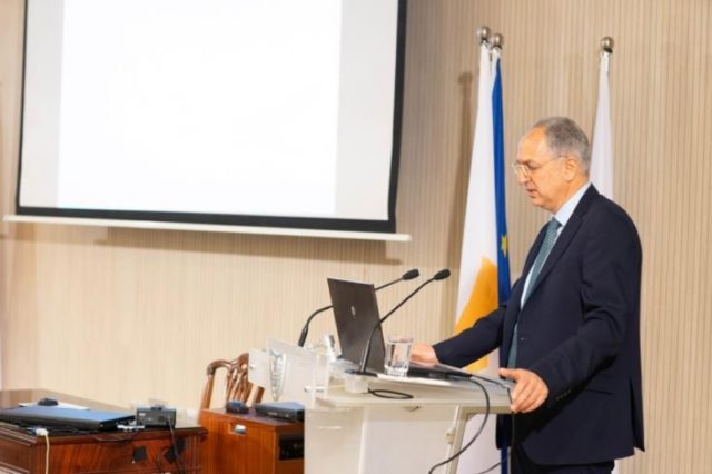 Minister of Agriculture presents the Strategy for Biodiversity of Cyprus