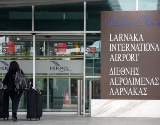 Cyprus airports resume flights as COVID-19 measures eased