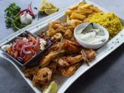 Restaurant review: Jimmy's Killer Prawns, Paphos