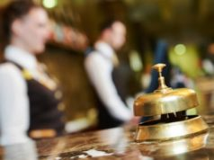 Just €360 a month for jobless hotel staff