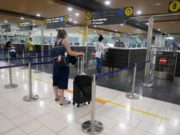 1,304 passengers arrived on Saturday via Larnaka airport, 297 COVID-19 tests done