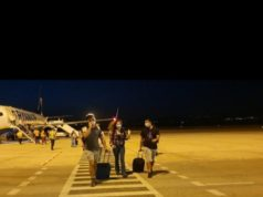 Paphos Airport welcomes first flight after end of lockdown