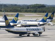 Tourists book air tickets for Cyprus