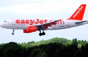 Easyjet says July flights from London to Cyprus are full