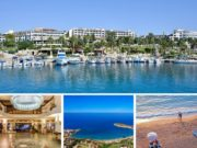 The largest hotel in Cyprus reopens its doors