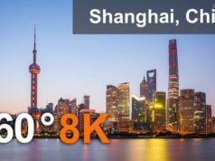Travel to Shanghai, China. The most populous city in the world