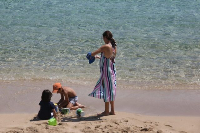 Yellow weather warning as temperatures set to hit 40C