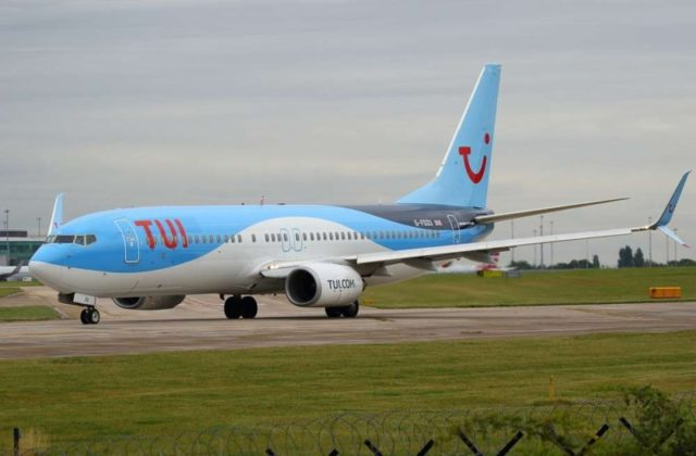 TUI readying flights to Cyprus