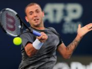 Evans beats Edmund to win 'Battle of the Brits' event