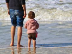 Police: 'Keep an eye on children at beach and pools'