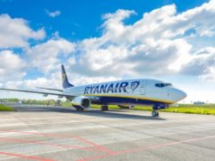 Ryanair launches 2 new routes from Cyprus