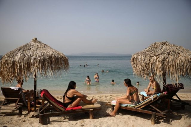 Greece says it will not allow direct flights from UK, Sweden until July 15