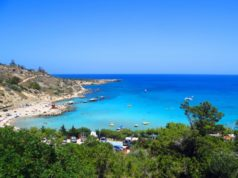 Police: No parking on road leading to Konnos beach