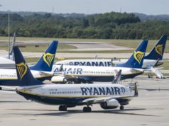Ryanair launches seat sale to mark resumption of flights