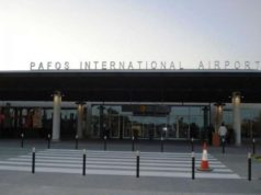 10 flights from European destinations to Paphos, increasing this month and August
