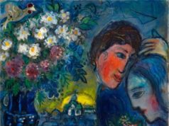 Celebration of Marc Chagall's birthday with A. G. Leventis Gallery