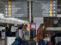 Airport arrival Cyprus' single new coronavirus case