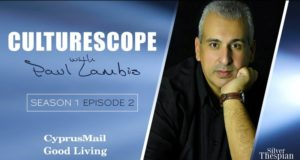 CULTURESCOPE S1 E2 – Hosted by Paul Lambis