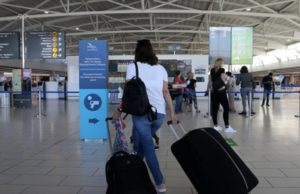 UK lifts quarantine rule for travelers from Cyprus