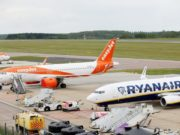 Ryanair posts smaller than expected loss for three months to June 30