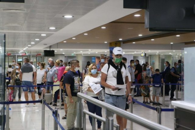 Only tests with all details will ensure travel to Cyprus