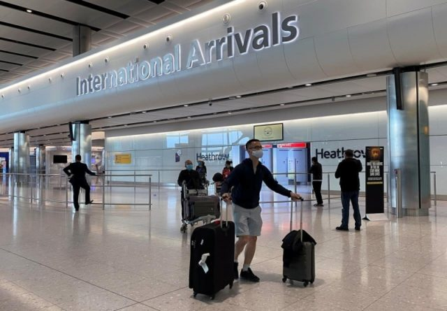 Heathrow tells UK to do passenger testing or travel stalls