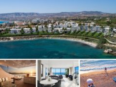 Leptos Armonia Beach Villas: Beauty at the water's edge