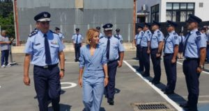 Coronavirus: Yiolitis satisfied with Paphos airport measures, visits police HQ