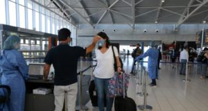 More than 27,000 passengers from A-B categories were checked since June 9 when flights resumed