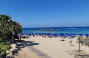 Trickle of British tourists dashes Cyprus tourism hopes