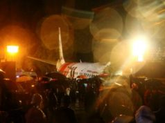 At least 16 dead as Air India repatriation flight crashes on landing