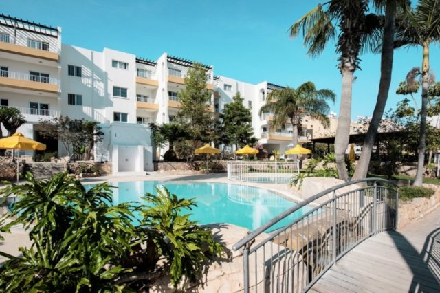 Seventy hotels open in Paphos area but occupancy rate low