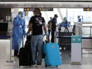 Cyprus announces thirty new COVID-19 cases from airport testing