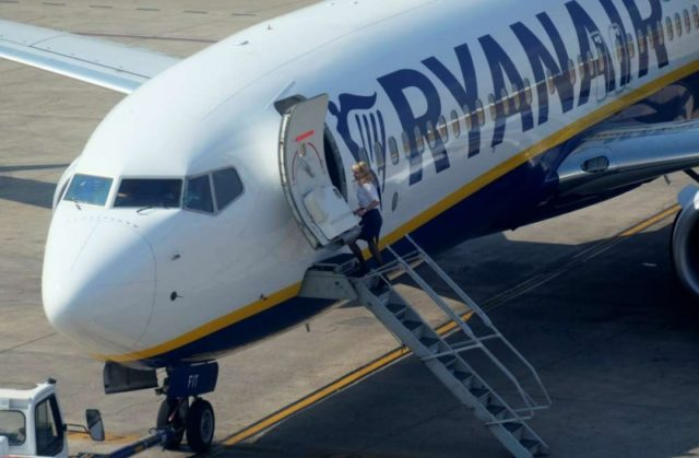 RyanAir offers real cheap flights to and from Cyprus