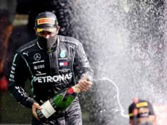 Dominant Hamilton cruises to Belgian GP win
