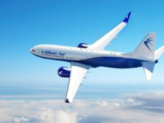 Blue Air cancels all flights from Larnaca to Greece until end of March 2021