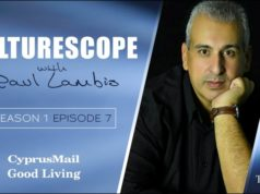 CULTURESCOPE S1 E7 (Hosted by Paul Lambis)