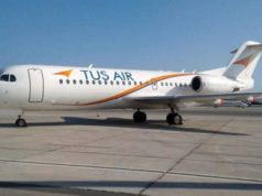 TUS Airways is asking state aid €800,000