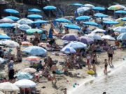 Cyprus tourist Arrivals down 81.2% in August