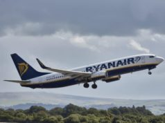 Ryanair cuts October capacity, blames travel restrictions