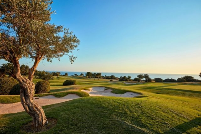 European Tour at Aphrodite Hills a huge sporting event for Cyprus