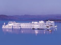 Inside India's most iconic hotel, Taj Lake Palace