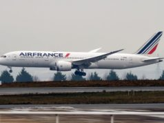 Air France cuts 50% of flights in November, December