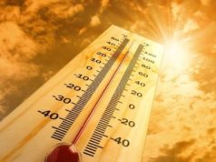 Scorching weather expected for Monday and Tuesday
