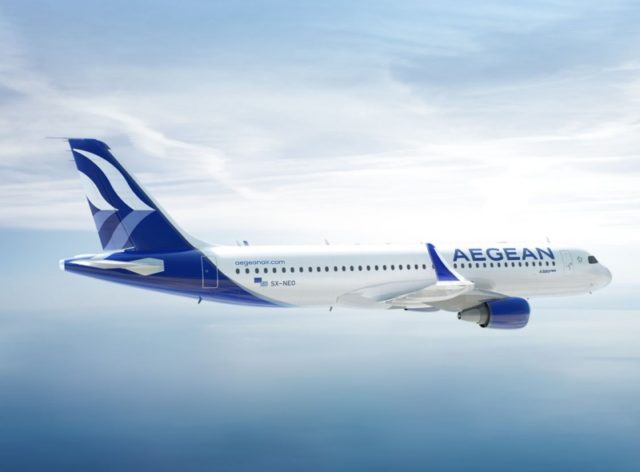 Aegean Airlines sees Q2 revenue plunge 88%,  flights cut by 82%