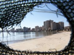 Protests as Turkish side moves to open part of Varosha beach